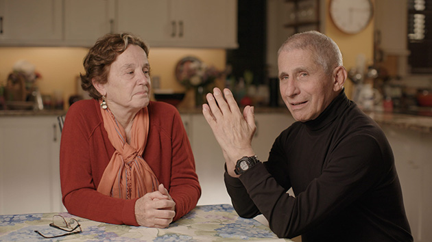 NatGeo's 'Fauci' documentary explores what it means to be a public servant during a crisis, says director