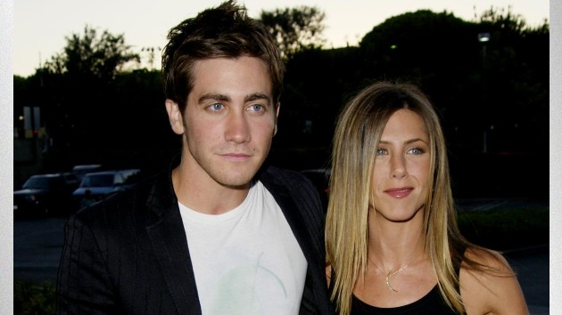 Jake Gyllenhaal admits his crush on Jennifer Aniston was