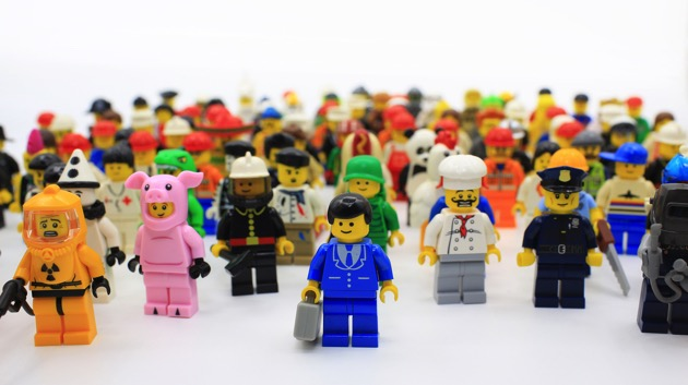 Lego says its removing gender bias from its toys after new research