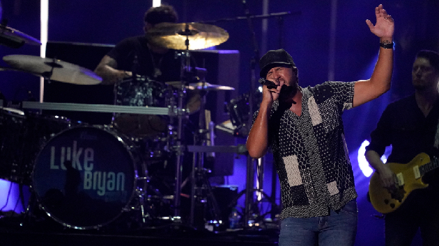 Luke Bryan sees a day when he'll trade in arenas for Friday night football games
