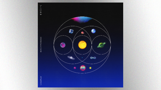 Singing every second, dancing every hour: Coldplay releases new 'Music of the Spheres' album