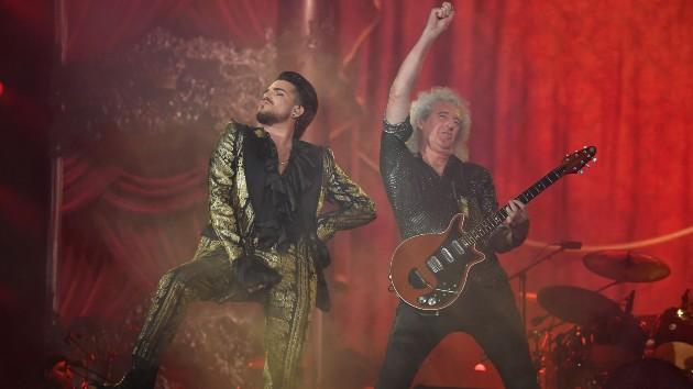 They will rock you: Adam Lambert, OneRepublic, Pentatonix to sing Queen hits on ABC's 'Family Singalong'