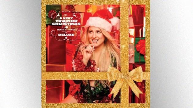 "Meghan Trainor is already ""Rockin' Around the Christmas Tree"""