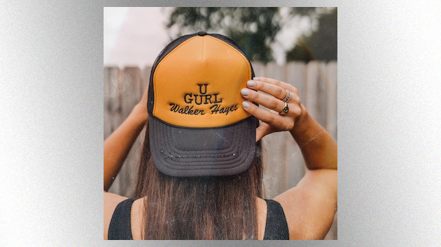 """Following """"Fancy Like,"""" Walker Hayes serves up another dose of twang-filled swagger with """"U Gurl"""""""
