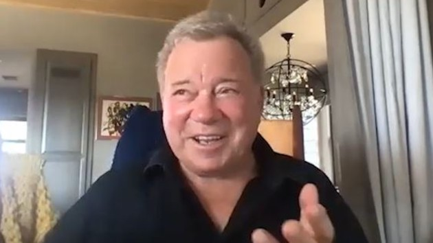 """William Shatner says Prince William is """"missing the point"""" after remarks about space exploration"""