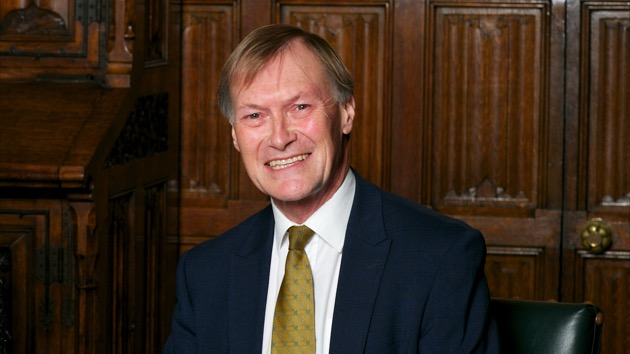 UK MP David Amess dies after being stabbed multiple times