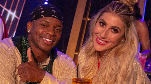 'Dancing' daddy Jimmie Allen reveals the strategy that's pushing him closer to the mirrorball