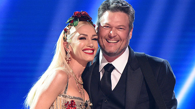 Watch never-before-seen footage of Gwen & Blake's engagement