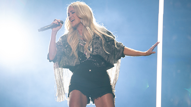 Why Carrie Underwood calls her duet with Jason Aldean