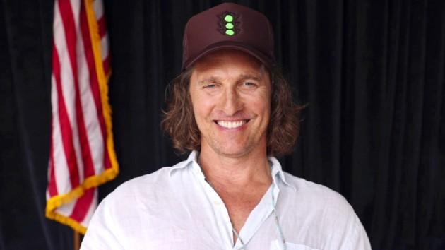 Is Matthew McConaughey the next Batman?