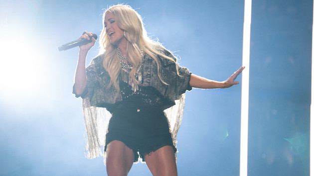 """Carrie Underwood reveals what she wouldn't put up with from her husband, """"If I Didn't Love You"""""""