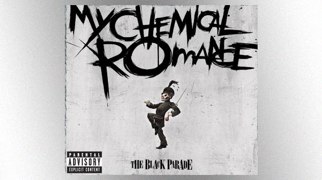 MCR's Gerard Way is