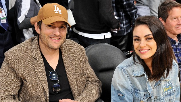 """Mila Kunis shares the """"parenting fail"""" her husband Ashton Kutcher called her out over"""