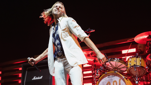 Blame it on the ADD: AWOLNATION planning to release two albums in 2022