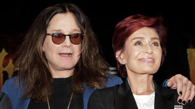 Writer & producer revealed for upcoming Ozzy & Sharon Osbourne biopic