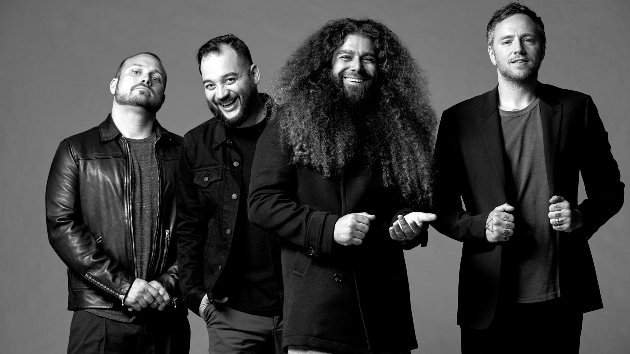 Watch Coheed and Cambria's acoustic performance of