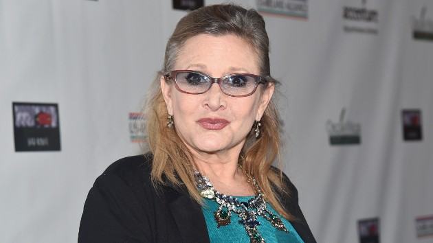 #CarrieOnForever: Mark Hamill, Billie Lourd remember Carrie Fisher on what would have been her 65th birthday