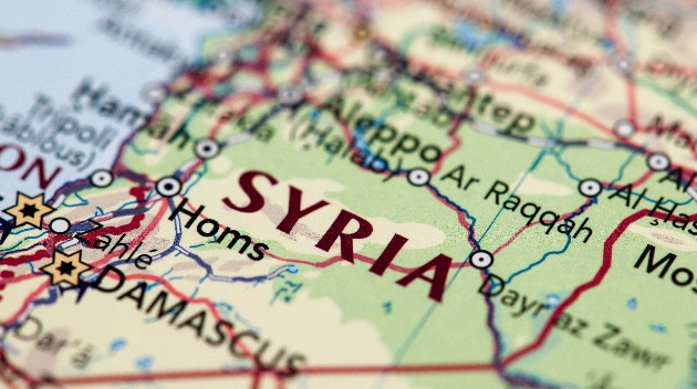 No US injuries in attack on remote American base in Syria