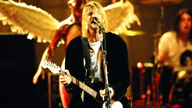 Copyright case involving Nirvana t-shirt dismissed by US judge