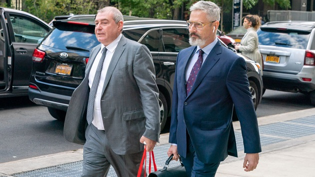 Former Giuliani associate Lev Parnas found guilty of unlawful campaign donations