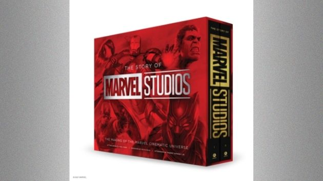 'The Story Of Marvel Studios: The Making Of The Marvel Cinematic Universe' book includes