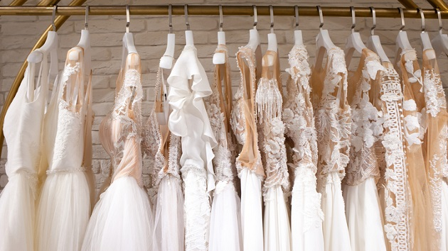 Bridal retailers face wedding dress delays due to global supply chain disruptions