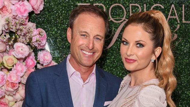 Former 'Bachelor' host Chris Harrison and Lauren Zima are engaged