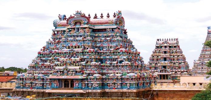 Kerela temple