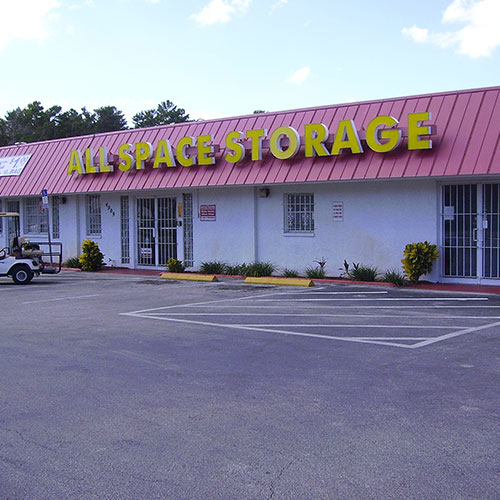 all-space-storage-front-office-exterior