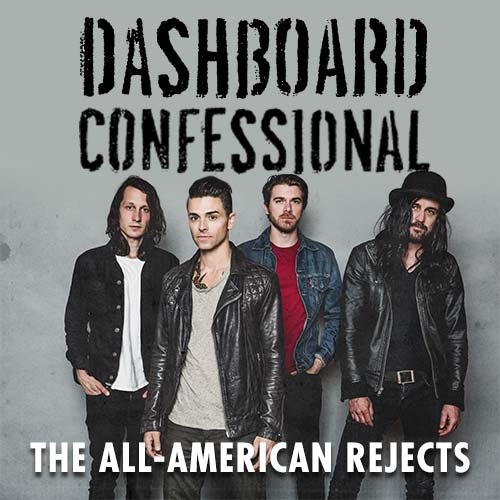 Dashboard and American Rejects
