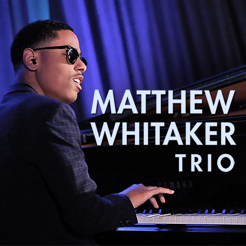 Matthew Whitaker Trio