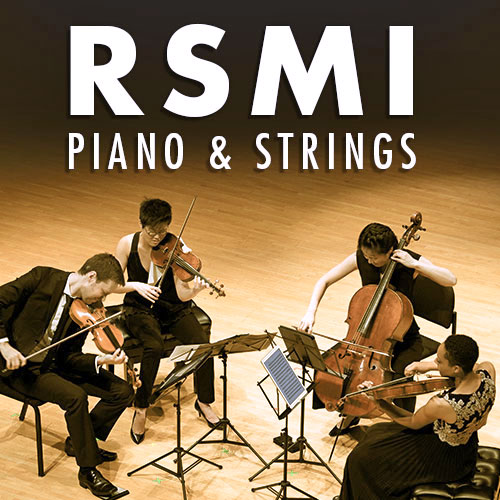RSMI Piano and Strings