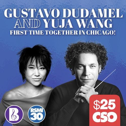 Gustavo Dudamel and Yuja