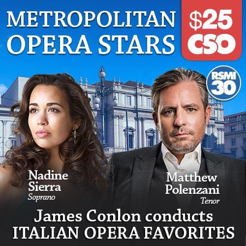 Met Opera Stars