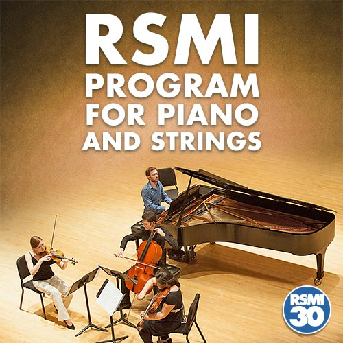 Piano and Strings Concert III
