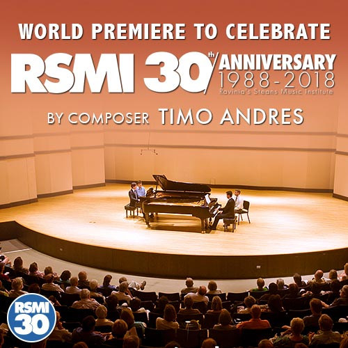 RSMI: Timo Andres premiere