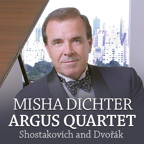 Misha Dichter and Argus Quartet
