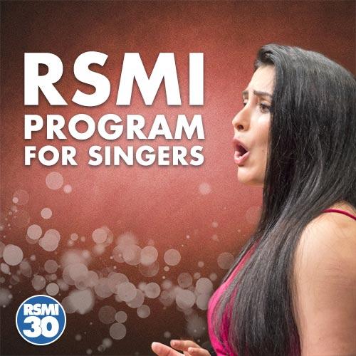 RSMI Program for Singers