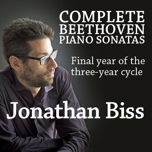 Jonathan Biss: Beethoven Piano Sonatas, Part 6
