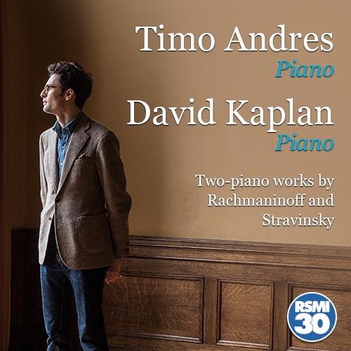 Timo Andres and David Kaplan