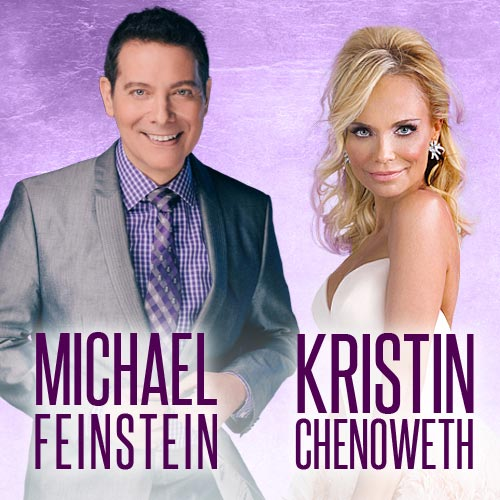 Michael Feinstein and Kristin Chenoweth