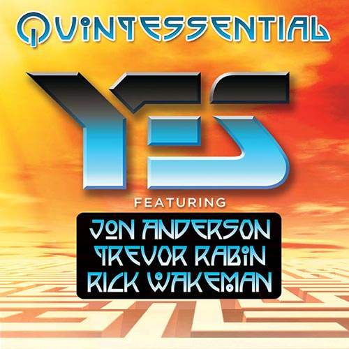Yes featuring Anderson, Rabin & Wakeman
