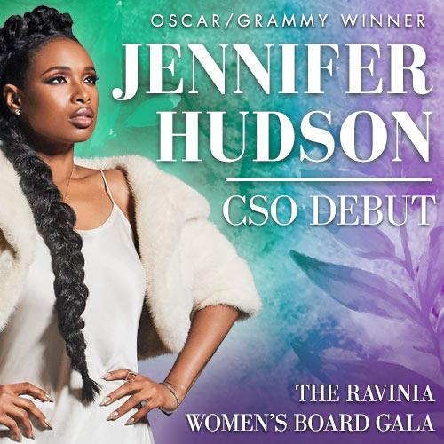Gala: Jennifer Hudson