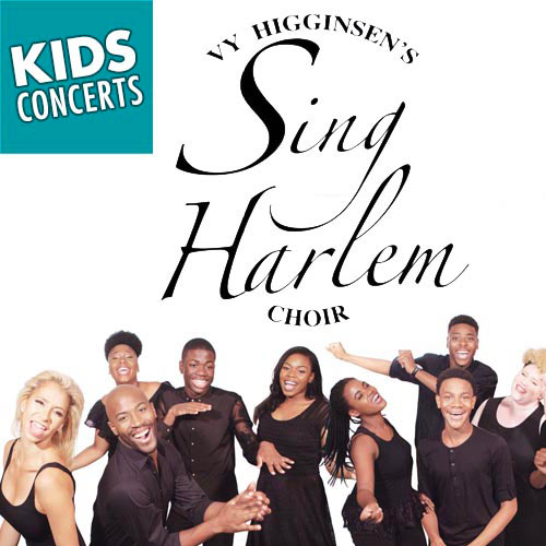 Vy Higginsen's Sing Harlem Choir