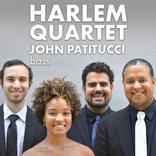 John Patitucci and the Harlem Quartet