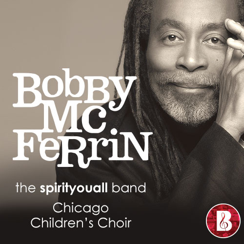 Bobby McFerrin & the spirityouall band