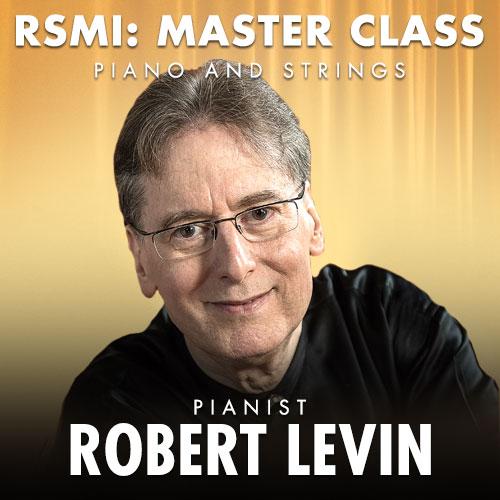 Robert Levin, violin