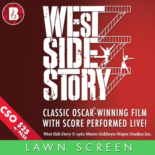 Ravinia Festival Official Site Cso West Side Story
