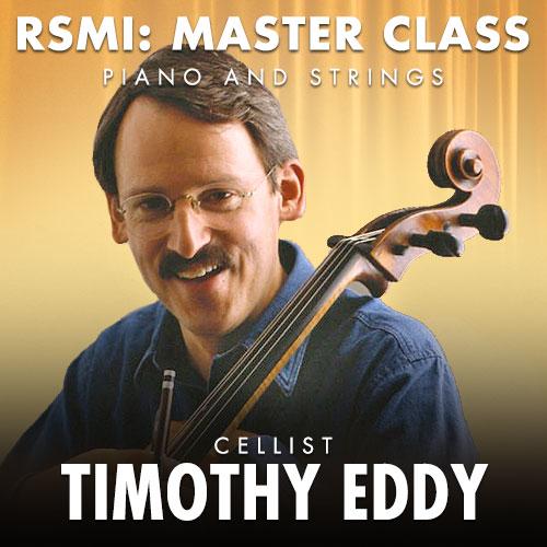 Timothy Eddy, cello