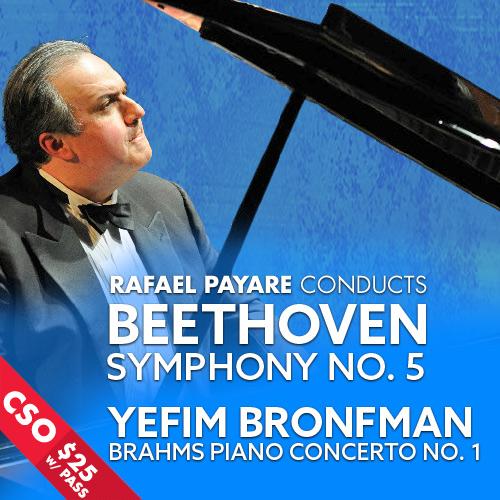 Ravinia Festival - Official Site | CSO: Beethoven & Brahms